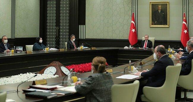 1 Şubat 2021 Kabine Toplantısı bitti mi? Bakanlar Kurulu toplantısı açıklaması! Yeni yasaklar kısıtlamalar tedbirler neler?