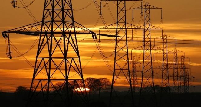 10 Bin kişi elektriksiz kaldı