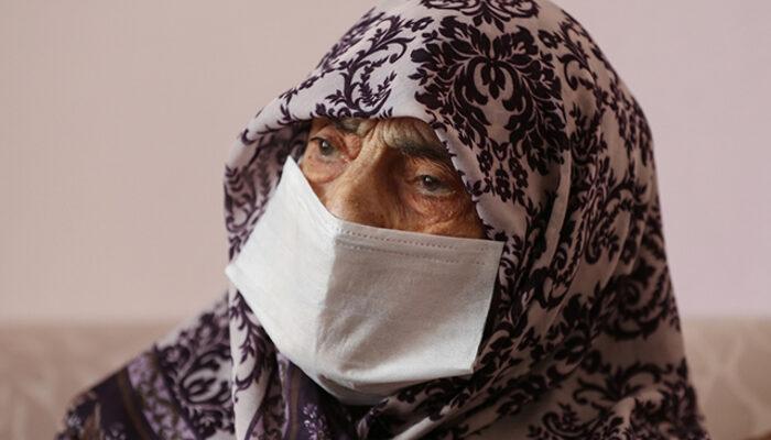 107 yaşında koronavirüsü yendi! İşte sırrı