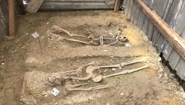 108 yıl sonra ortaya çıktı! 30 şehidin mezarı bulundu