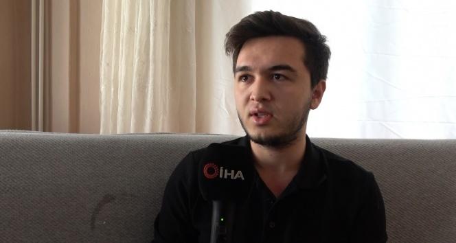 19 yaşındaki youtuber 6 ayda 25 bin lira kazandı