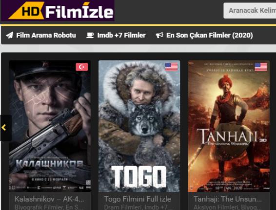Yabancı Film İzle