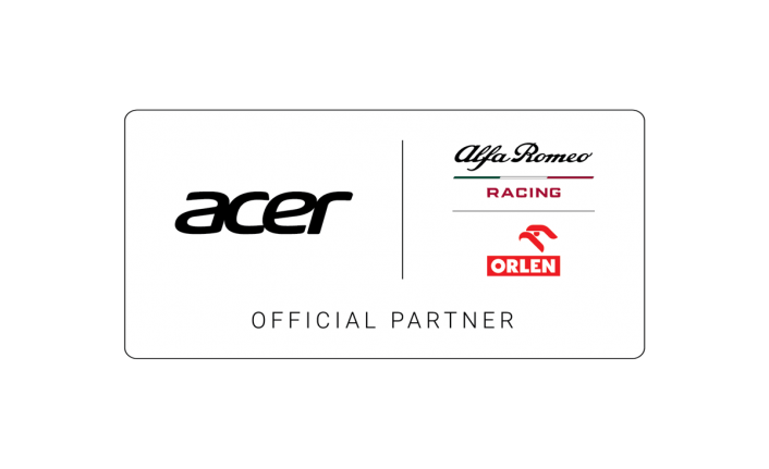 Alfa Romeo Racing ORLEN ve Acer yeniliklerin önünü açmaya devam ediyor