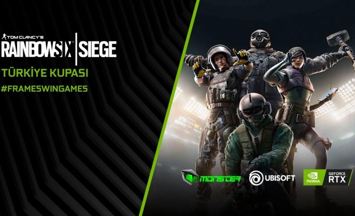 NVIDIA, Ubisoft ve Monster Notebook 40.000 TL değerindeki Rainbow Six: Siege Türkiye Kupası'nı duyurdu