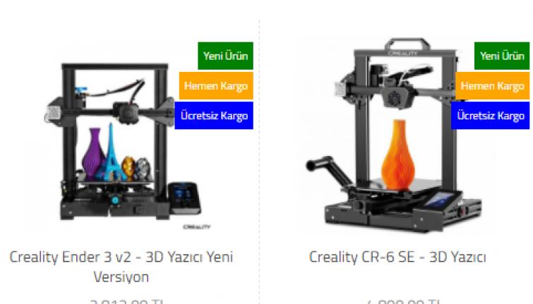 3D Yazıcıların Baskı Hızı Nedir?