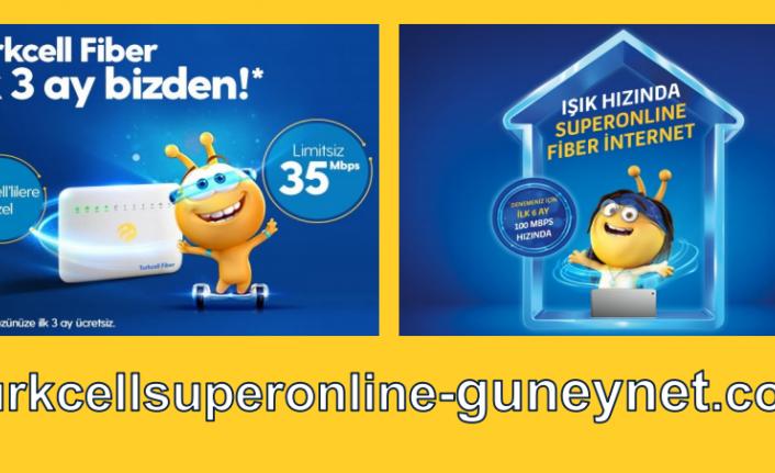 Turkcell Superonline'nın Adresi Guneynet