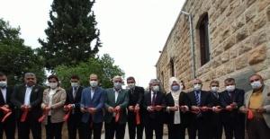 Hatay'da Cemil Meriç Kültür Evi'nin restorasyonu tamamlandı