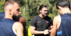 Hatayspor, Yeni Malatyaspor maçının hazırlıklarına başladı