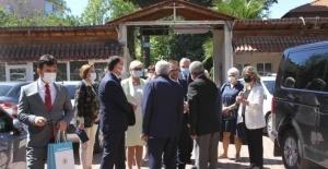 """Kamu Başdenetçisi Malkoç: """"Uluslararası alanda Ukrayna ve Türkiye ombudsmanlığı dünyanın vicdanı olmaktadır"""""""