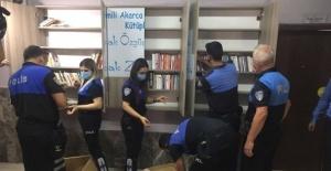 Polisten köy okuluna 500 kitap