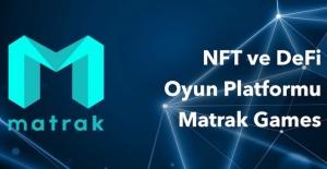 Matrak NFT Games 180 milyar dolarlık dünya oyun pazarına göz dikti