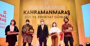 2. Uluslararası Şiir ve Edebiyat Günleri başladı