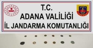 Adana'da tarihi eser operasyonu