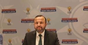 AK Parti İl Başkanı Taş'tan, 'Altın Portakal' soruları