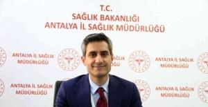 Antalya'da 1'inci doz aşılama oranı yüzde 90, ikinci doz yüzde 75'in üzerinde