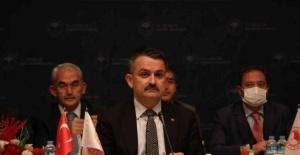 """Bakan Pakdemirli: """"Mersin son 19 yılda üretimini 9 misli artırdı"""""""