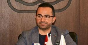 MATSO Başkanı Güngör, Avrupalı öğretmenlere Manavgat iş dünyasını anlattı