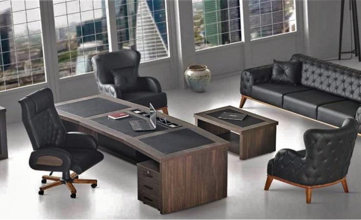 Ofis İçin Şık Mobilyalar
