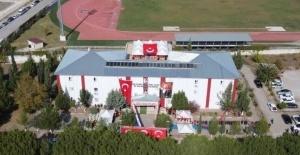 Osmaniye Samet Aybaba Spor Lisesi açıldı