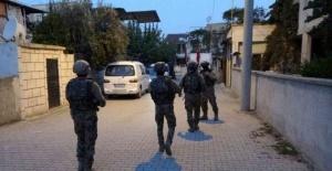 Osmaniye'de özel harekat destekli narkotik operasyonu