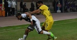 TFF  2. Lig: Tarsus İdman Yurdu: 1 - Nazilli Belediyespor: 1