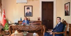 Vali Yazıcı, İl Sağlık Müdürlüğüne yeni atanan Başıbüyük'ü ağırladı