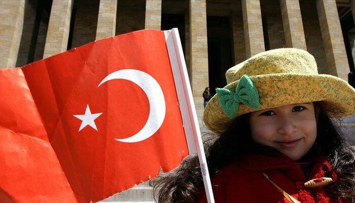 23 Nisan coşkusu! TBMM'nin 100'üncü yaşı tüm Türkiye'de gururla kutlanıyor