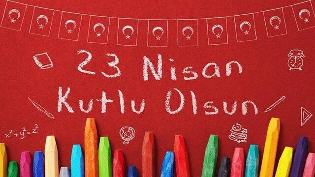 23 nisan mesajlari 2