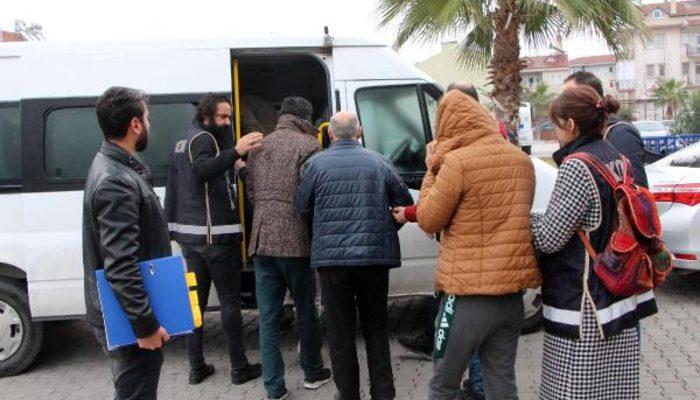 3 ilde fuhuş operasyonu! 4 kişi tutuklandı