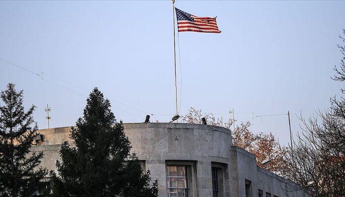 ABD'nin Ankara Büyükelçiliği'nden Türkiye kararı!