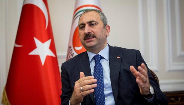 Adalet Bakanı Gül: Cezaevlerinde pozitif vaka yok