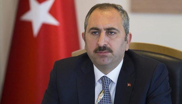 Adalet Bakanı Gül'den 'cezaevlerinde koronavirüs önlemi' açıklaması