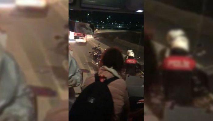 Adalet Bakanı Gül'den Fransa'dan gelen ve koronavirüs karantinasını delen 2 yolcu hakkında açıklama