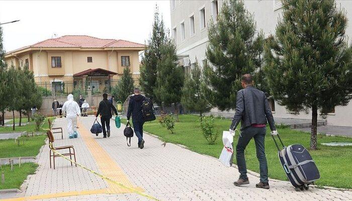 AFAD: Karantinadaki vatandaşlardan 30 bin 808'i tahliye edildi