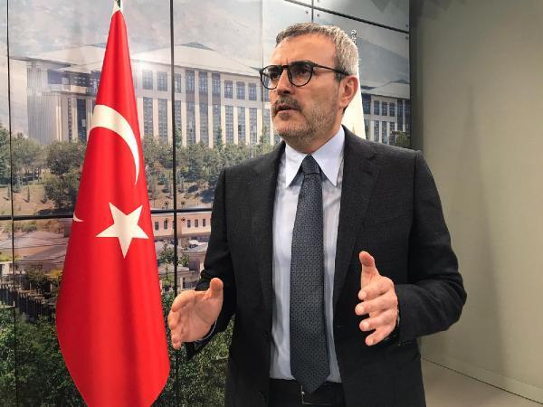 AK Parti'li Ünal'dan 'çıplak arama' açıklaması: FETÖ'cülerle toplantının etkisi var mıdır? | Video