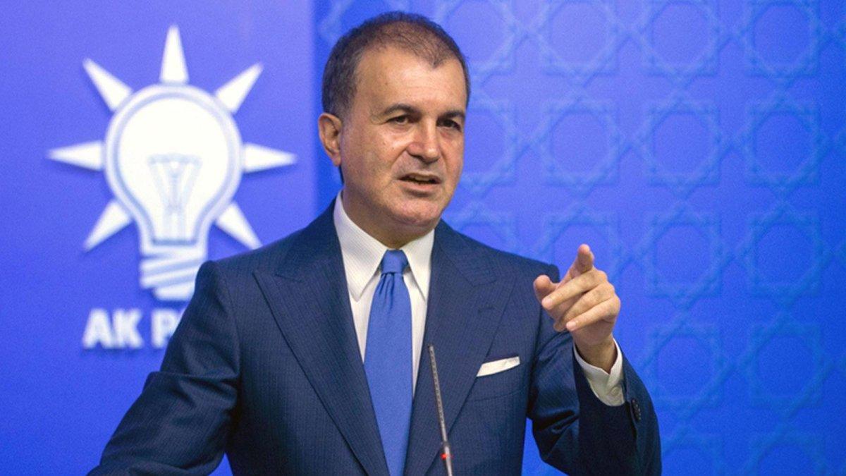 AK Parti Sözcüsü Çelik: Albayrak'ı hedef alan CHP'yi kınıyoruz #2