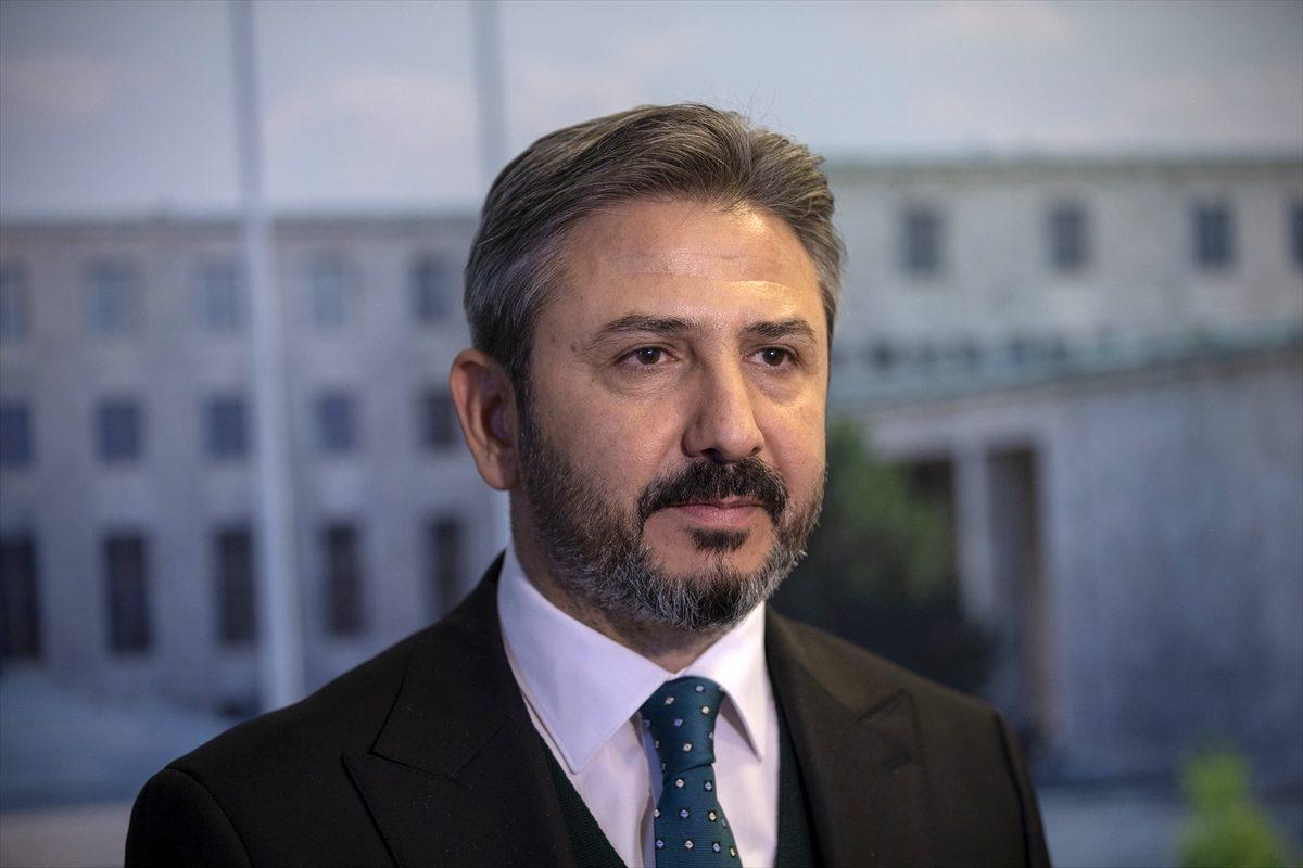 AK Partili Aydın'dan Başbuğ'a 'FETÖ' yanıtı