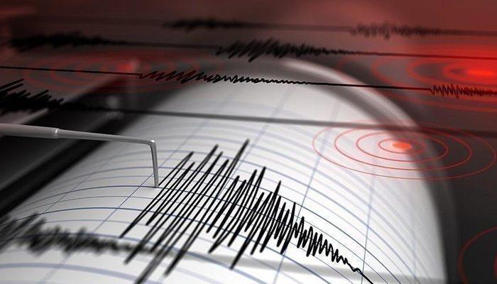 Akdeniz açıklarında 4.0 büyüklüğünde deprem