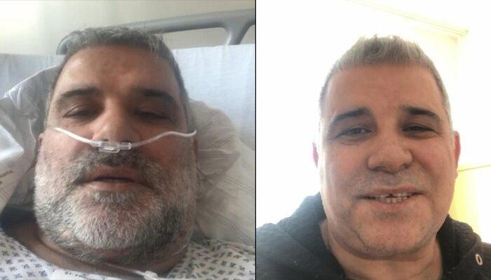 Almanya'da koronavirüse yakalanan Türk iyileşti! Yaşadığı süreci videoya kaydetti