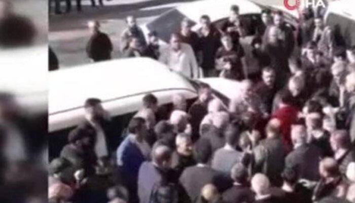 Ankara'da taciz iddiası! Linç edilmek istendi