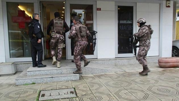 Ankara'daki banka soyguncusu özel harekat polisi çıktı