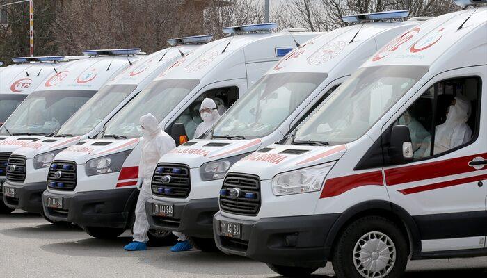 Ankara Valisi Vasip Şahin açıkladı: 5 kişi hastaneye kaldırıldı
