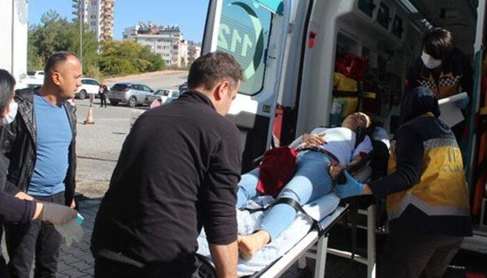 Antalya'da eski eş dehşeti! Arkasından gelip silahla vurdu