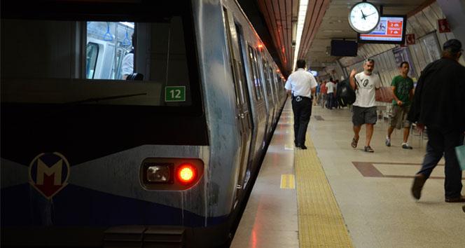 Arıza nedeniyle Yenikapı-Aksaray arasında metro seferleri yapılamıyor!