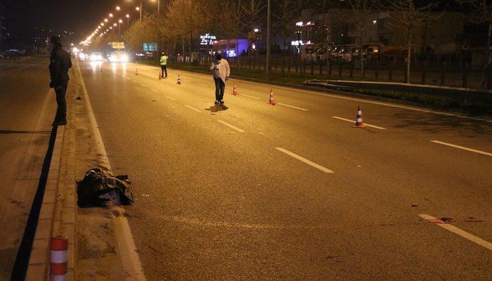 Art arda 2 aracın çarptığı genç hayatını kaybetti