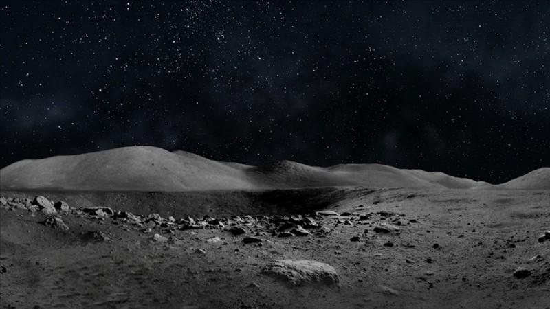 Ay'da kaybettiği golf topları 50 yıl sonra bulundu