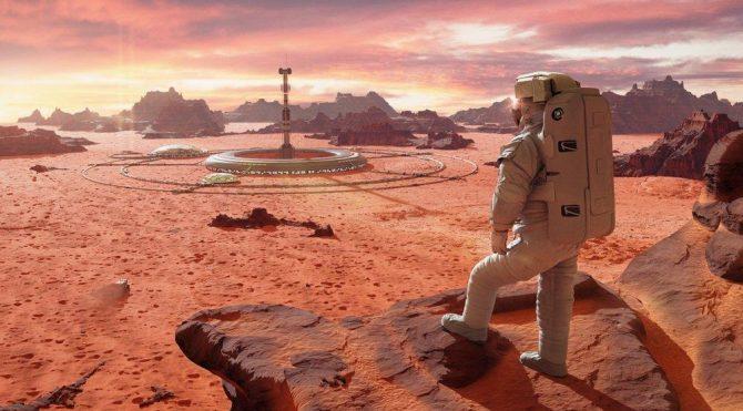 Ay ve Mars'a mantardan ev! NASA'dan çılgın proje…
