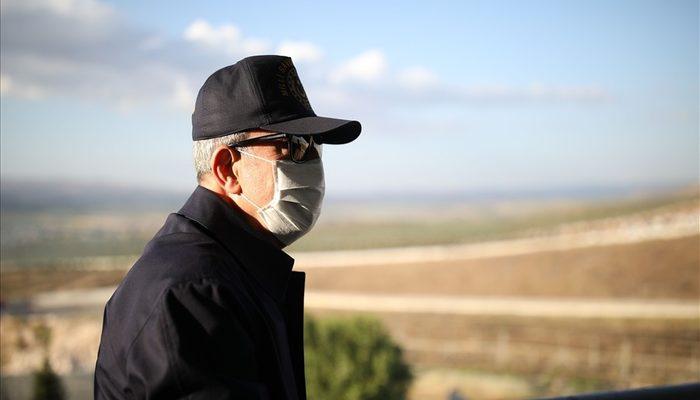Bakan Akar: Kuzey Irak'ta 13 terörist etkisiz hale getirildi