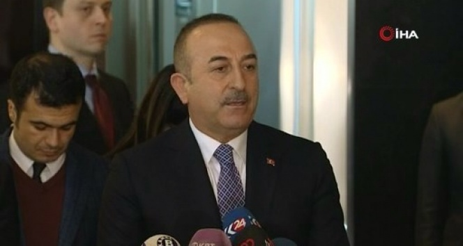Bakan Çavuşoğlu, Libya Tezkeresi konusunda Kılıçdaroğlu'nu bilgilendirdi