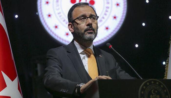 Bakan Kasapoğlu duyurdu: Son başvuru tarihi 10 Ağustos'a kadar uzatıldı